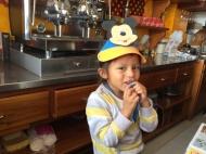 Café in Otavalo