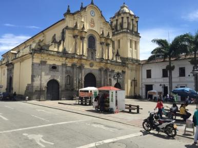 Catedral San Francisco Popayán