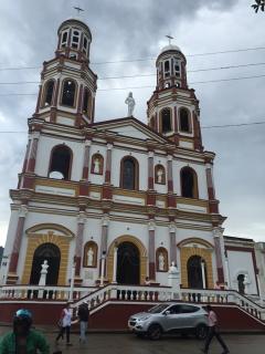 cathedral in La Plata