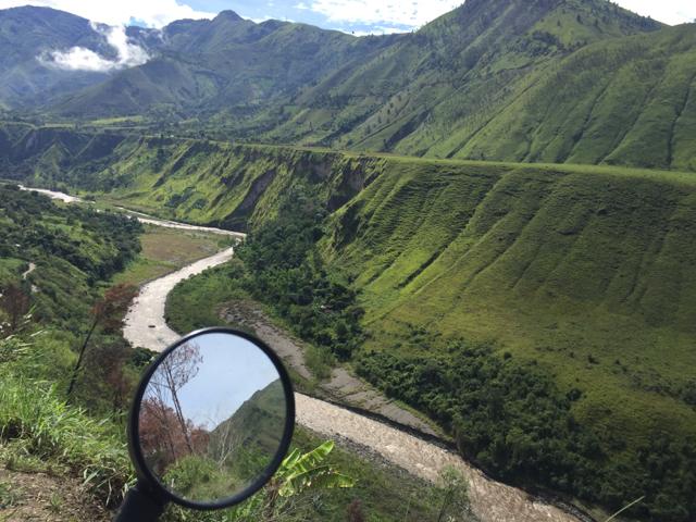 way from Tierradentro to La Plata