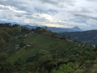 way to Medellín