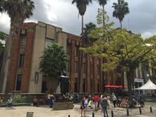 Plaza Botéro Medellín Museo Antioquia