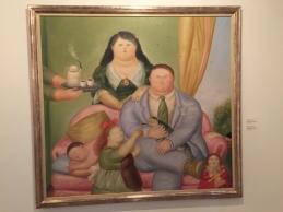 Botéro col. family