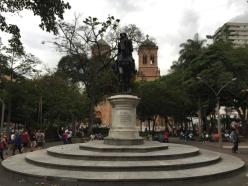 Plaza Bolívar Medellín