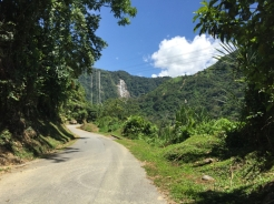 way to Guadelupe
