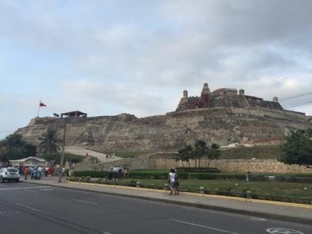 fort in Cartagena