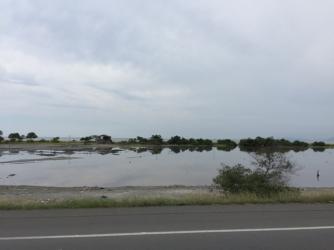 between Barranquilla and Santa Marta
