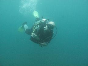 second dive