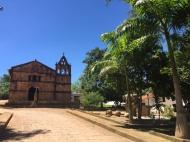 Capilla Santa Bárbara Barichara