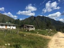 way to Duitama