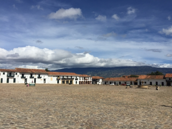 Plaza Major Villa de Leyva