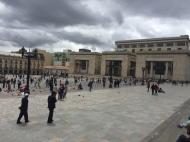 Plaza Bolívar Bogota