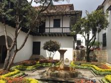 patio Museo Botéro