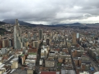 from top of Torre Colpatria